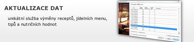 užitečné nástroje eCookBook