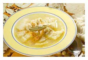0187 - Bouillabaisse (francouzská rybí polévka)