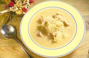 0283 - Zelná polévka