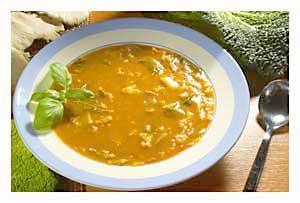 0174 - Kapustová polévka s hlívami