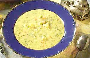 0276 - Zeleninová polévka se smetanou