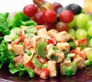 Kuřecí salát 1