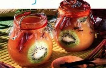Angreštová marmeláda s kiwi