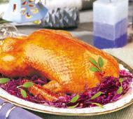 Kuře na zelí 1
