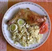 Babiččino kuře