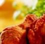 Kuře a`la kentucky fried chicken
