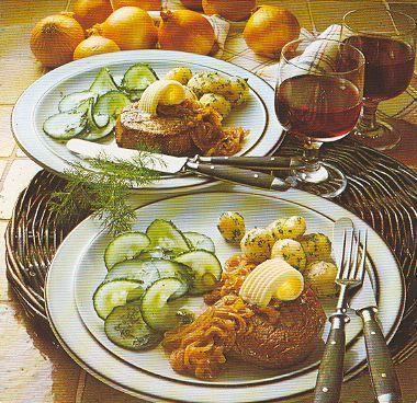 Holštýnský biftek