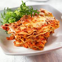 Lasagne v pomalém hrnci