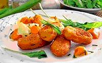 Krokety Zeleninové