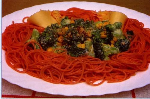 Brokolice pro fanoušky zdravé výživy