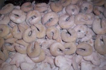 vanilkové rohlíčky od Monči