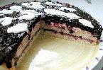 Borůvkový dort s Lučinou