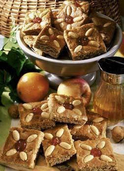 Medovníkový koláč