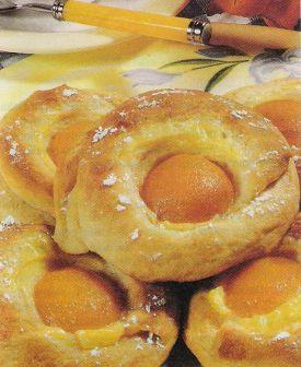 Meruňkové koláče