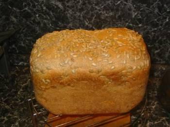 23.chléb jemný grahamový
